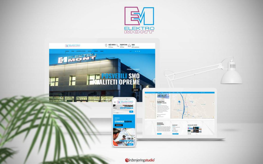 ELEKTRO MONT d.o.o. Mostar maloprodaja i veleprodaja elektro materijala te projektiranje