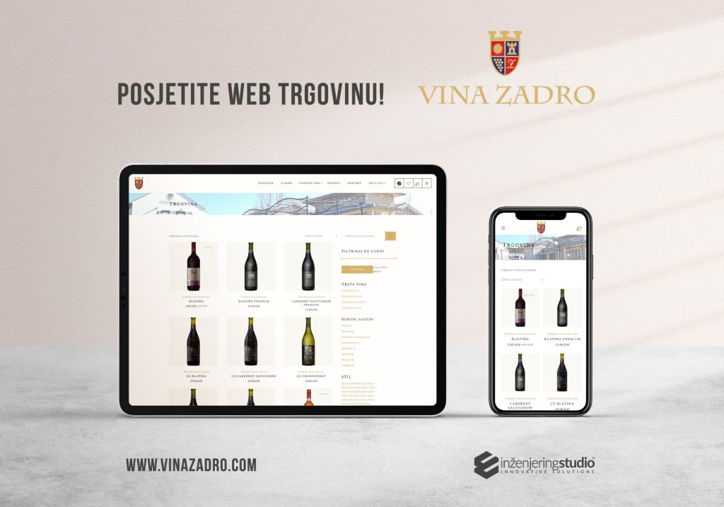 vina zadro izrada web shopa i web stranice einzenjering studio mostar (3)