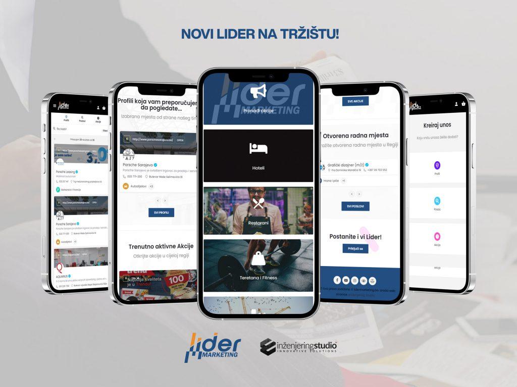 Izrada web portala za oglašavanje